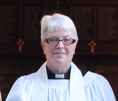 Rev'd Sharon Wilkinson