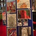 Art Exhibition by Woodkirk Academy at St Mary's