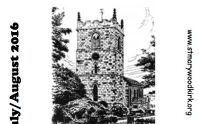 July/August 2016 Parish News