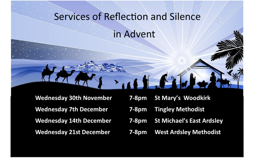 Advent Reflection Services