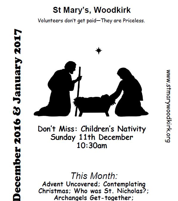 Parish News December 2016-January 2017