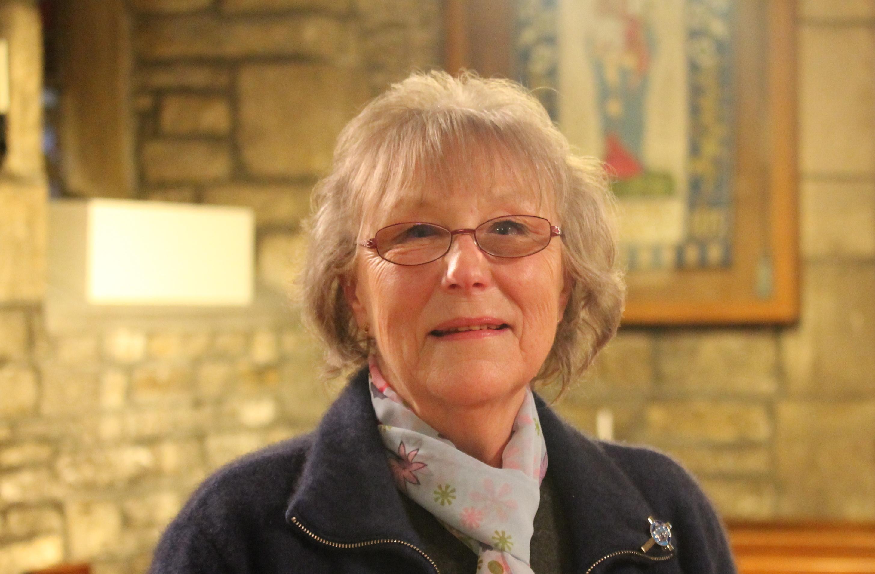 Barbara Tate