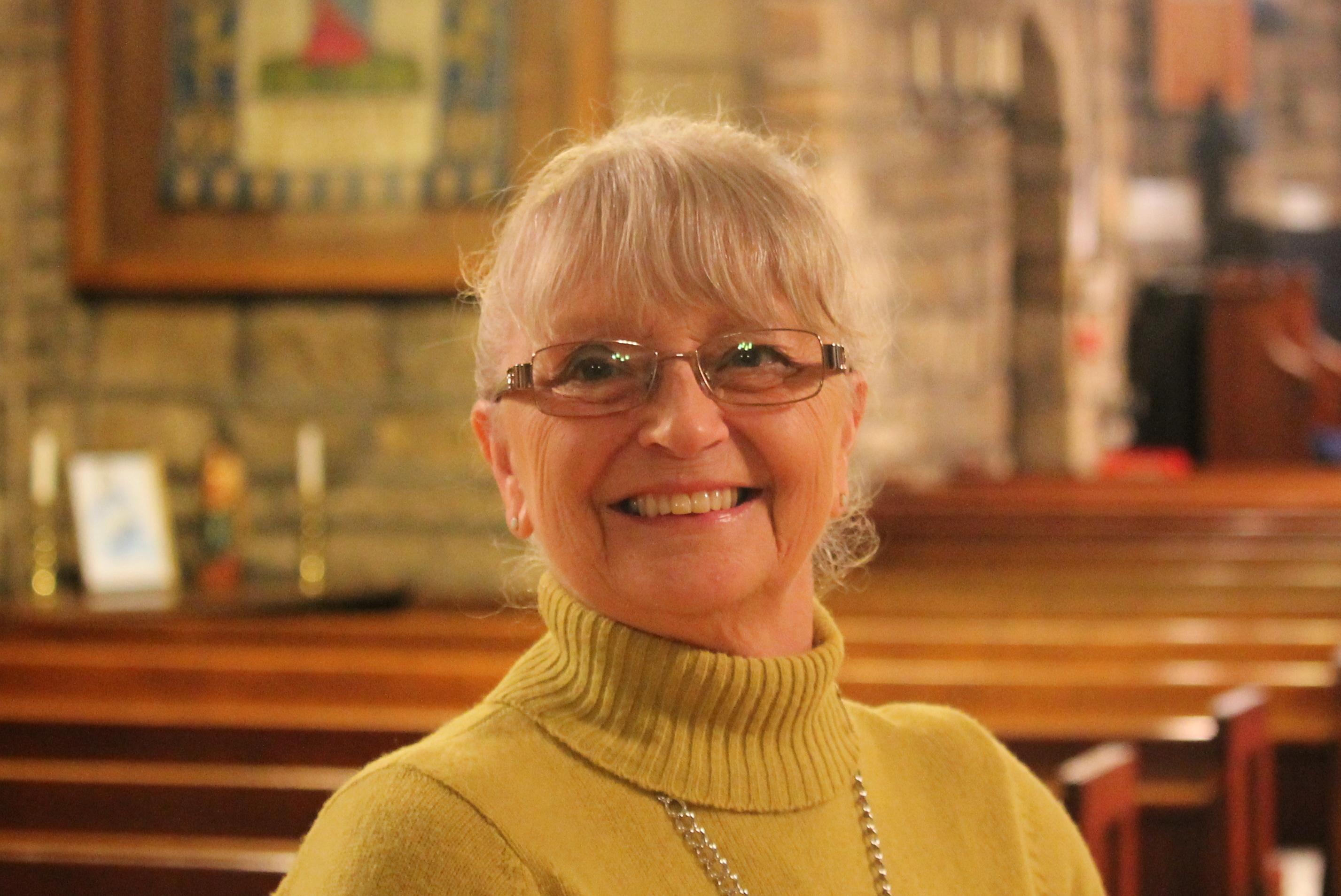 Sandra Gledhill