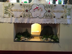 Easter Sunday Holy Communion @ St Mary's Church