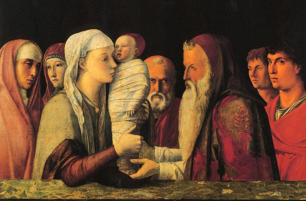 Presentation of Christ in the Temple (Candlemas)