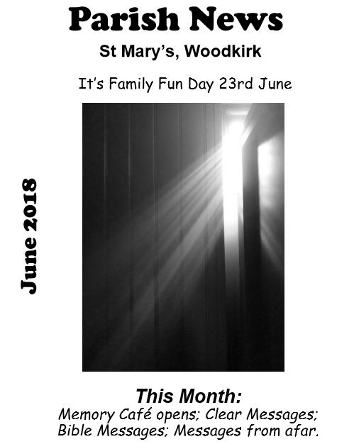 June 2018 Parish News