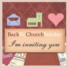 Back to Church Sunday @ St Mary's Church