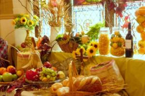 Harvest Festival @ St Mary's Church